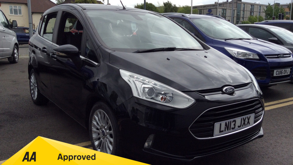 Ford B-MAX 1.6 Titanium 5dr Powershift Automatic Hatchback (2013) image
