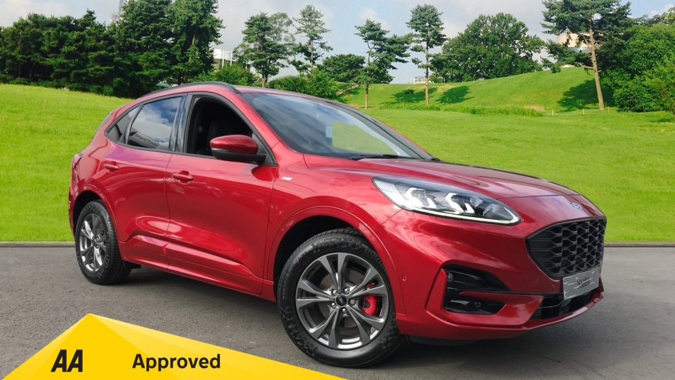 Ford All-New Kuga 2.0 EcoBlue ST-Line 190PS (1st Edition) Diesel Automatic 5 door MPV