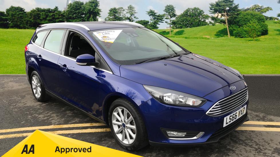 Ford Focus 1.0 EcoBoost 125 Titanium 5dr Automatic Estate (2016)