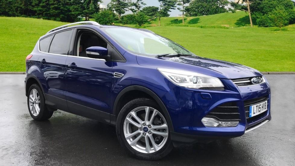 Ford Kuga 1.5 EcoBoost 182 Titanium X Automatic 5 door Estate (2015)