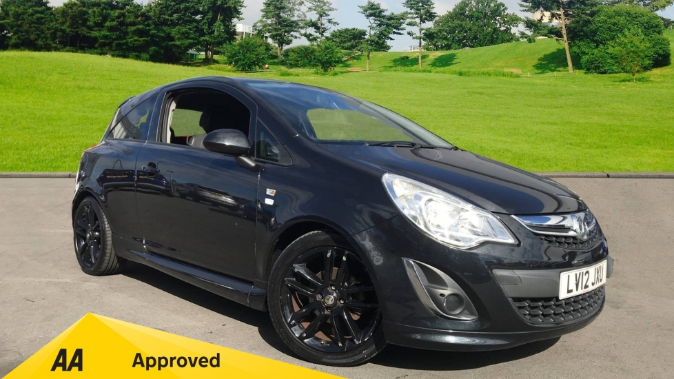 Vauxhall Corsa 1.2 Limited Edition 3dr image 1