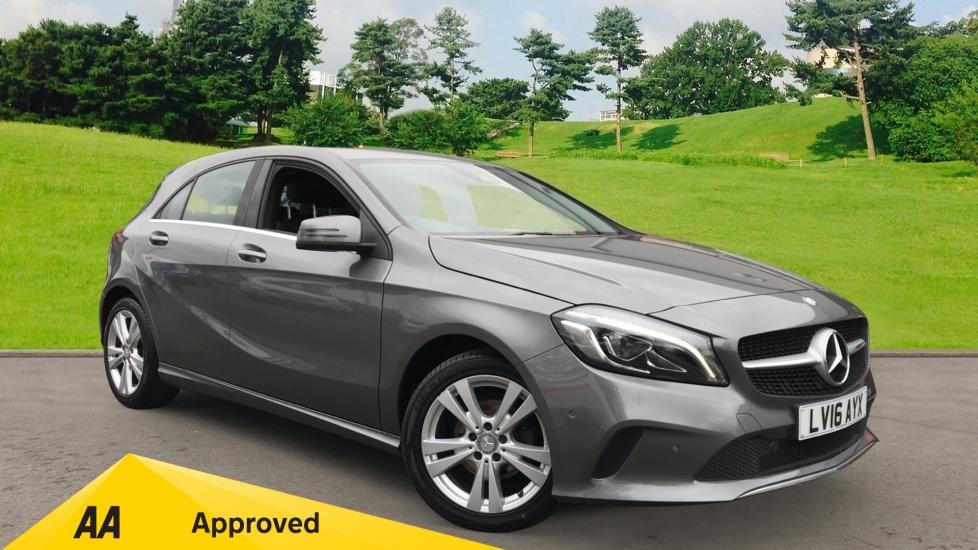 Mercedes-Benz A-Class A180d Sport Premium 1.5 Diesel Automatic 5 door Hatchback (2016)