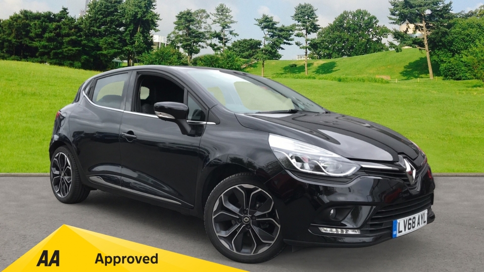 Renault Clio 0.9 TCE 90 Iconic 5dr Hatchback (2018) at Ford Croydon thumbnail image