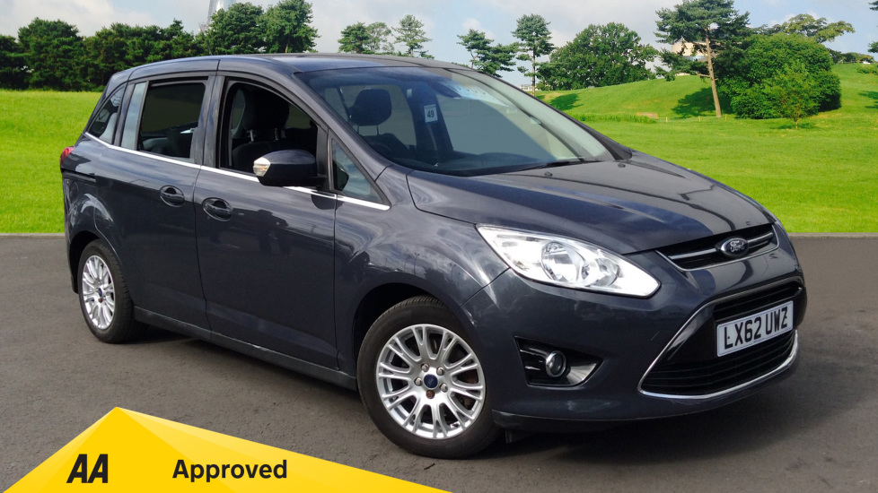 Ford Grand C-MAX 1.6 Titanium 5dr Estate (2012) at Ford Croydon thumbnail image