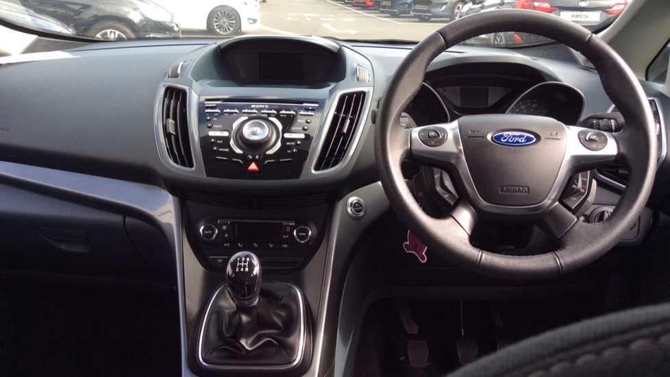 Ford Grand C-MAX 1.6 Titanium 5dr image 11