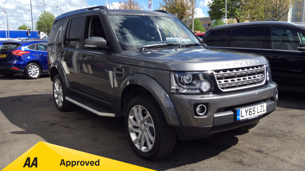 Land Rover Discovery DISCOVERY SE SDV6 AUTO 3.0 Diesel Automatic 5 door (2016) image
