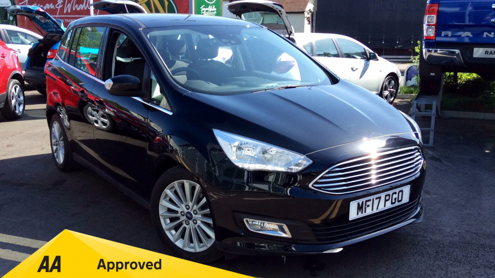 Ford Grand C-MAX 1.0 EcoBoost 125 Titanium 5dr Estate (2017) image