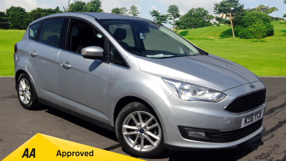 Ford C-MAX 1.6 125 Zetec 5dr Estate (2016) available from Ford Thanet thumbnail image