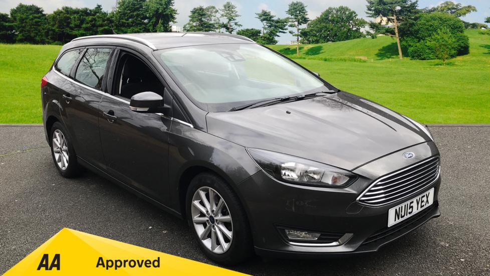 Ford Focus 1.5 EcoBoost Titanium 5dr Automatic Estate (2015) image