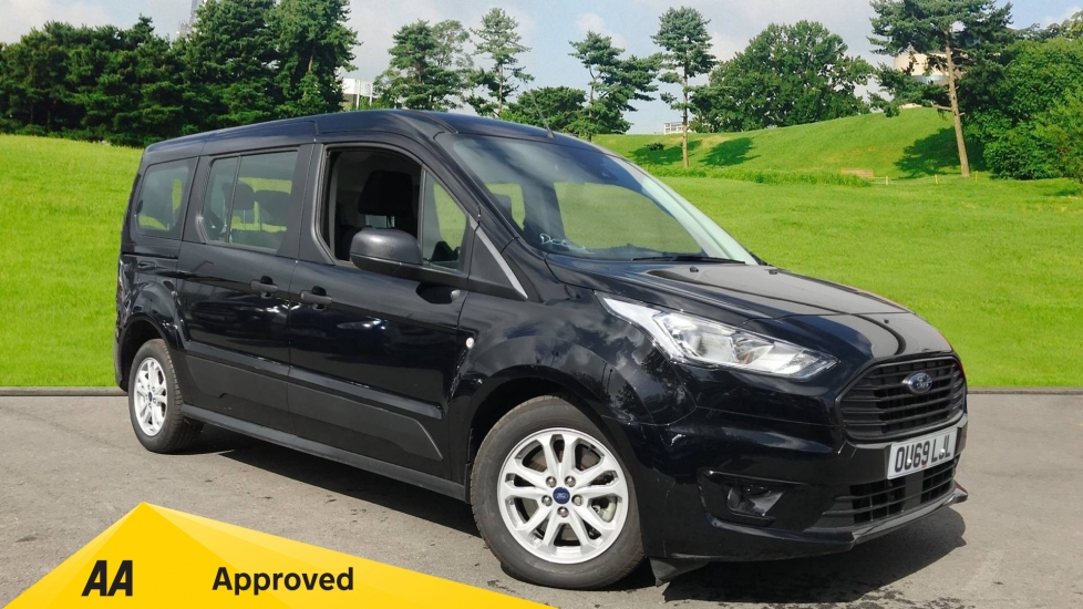 Ford Grand Tourneo Connect 1.5 EcoBlue 120ps Zetec 5dr Diesel Estate (2019)