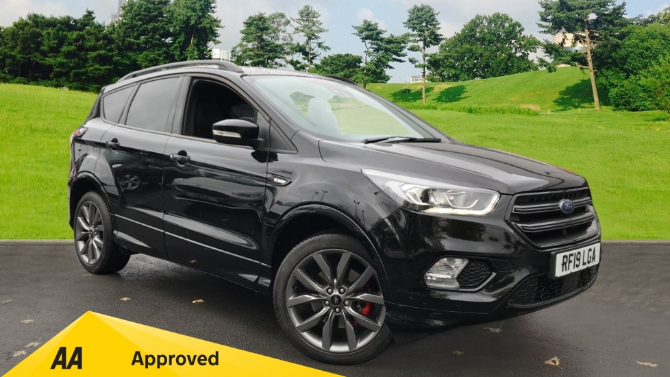 Ford Kuga 1.5 EcoBoost 176 ST-Line Edition Automatic 5 door Estate (2019) image