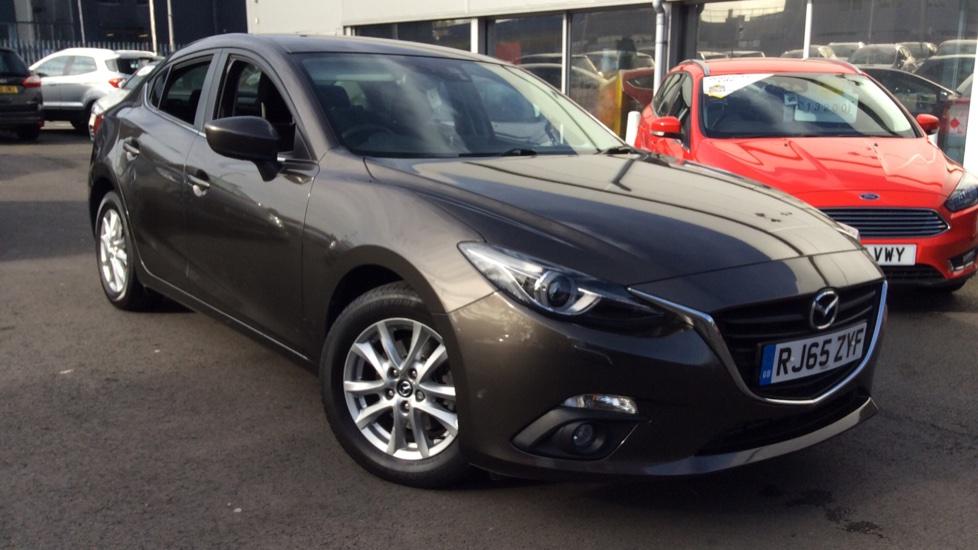 Mazda 3 EURO 6 2.2d SE-L Nav 4dr Diesel Saloon (2015) image