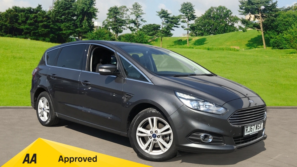 Ford S-MAX 2.0 TDCi 150ps Titanium 5dr Powershift Diesel Automatic Estate (2018)