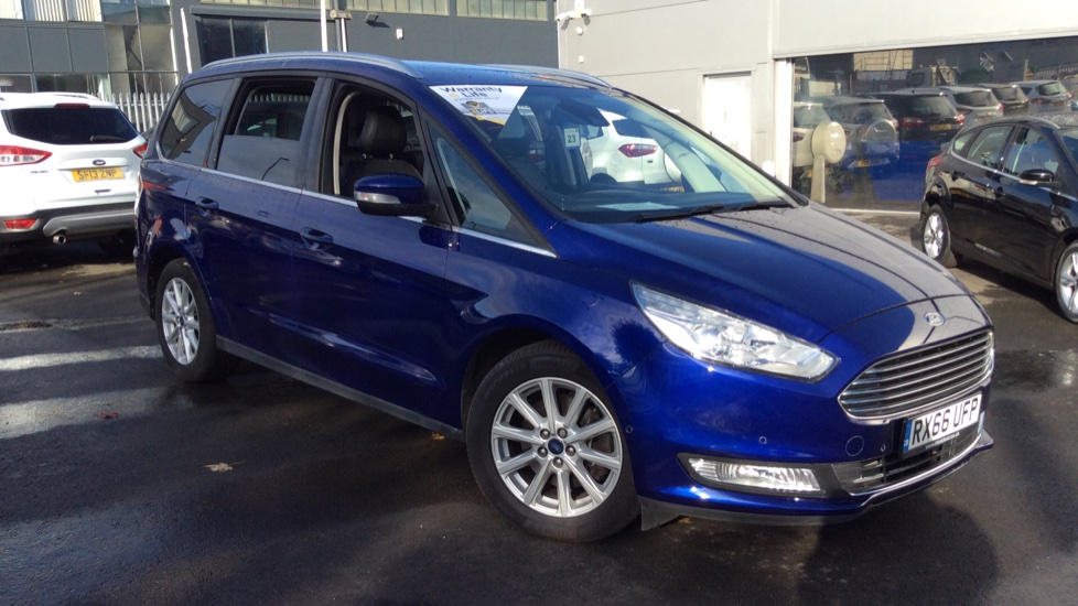 Ford Galaxy 2.0 TDCi 180 Titanium X 5dr Powershift Diesel Automatic Estate (2016) image