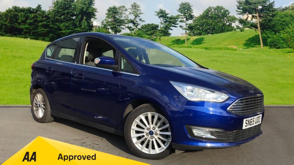 Ford C-MAX 2.0 TDCi Titanium 5dr Powershift Diesel Automatic MPV (2015)