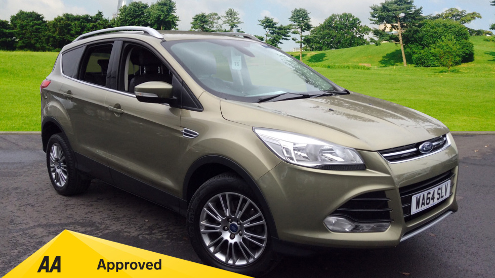 Ford Kuga 2.0 TDCi 163 Titanium Powershift Diesel Automatic 5 door Estate (2014)