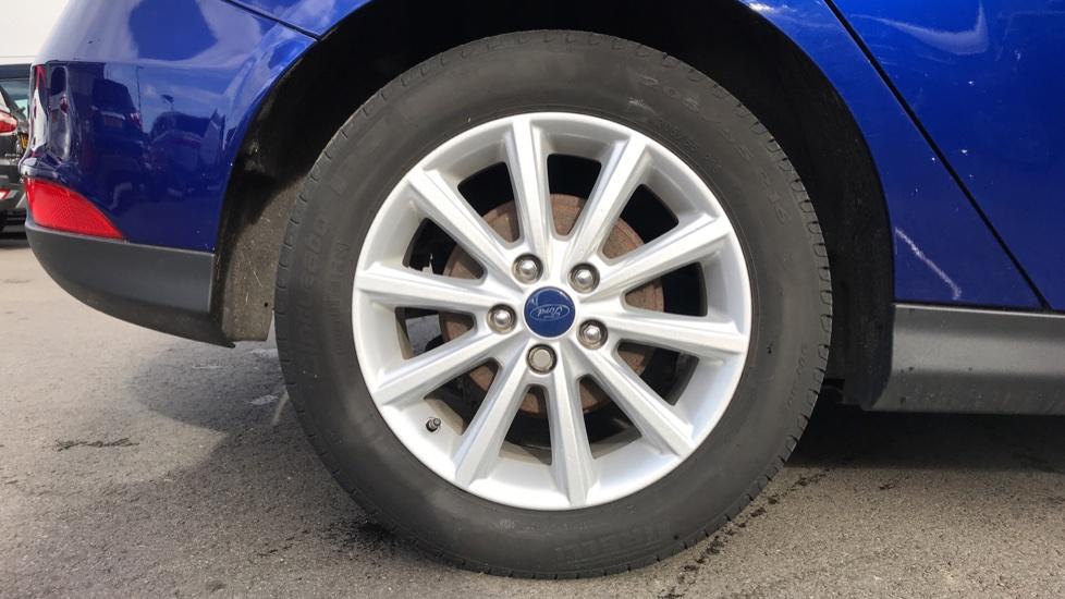 Ford Focus 1.0 EcoBoost 125ps Titanium 5dr image 8