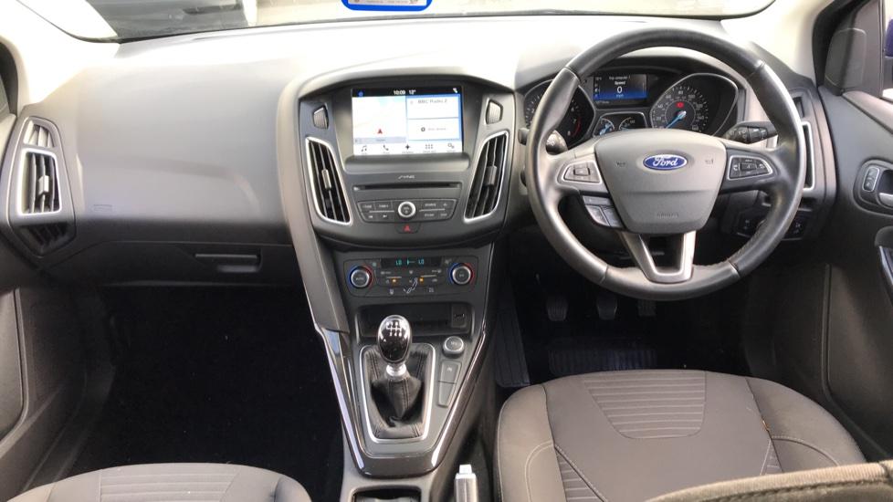 Ford Focus 1.0 EcoBoost 125ps Titanium 5dr image 11