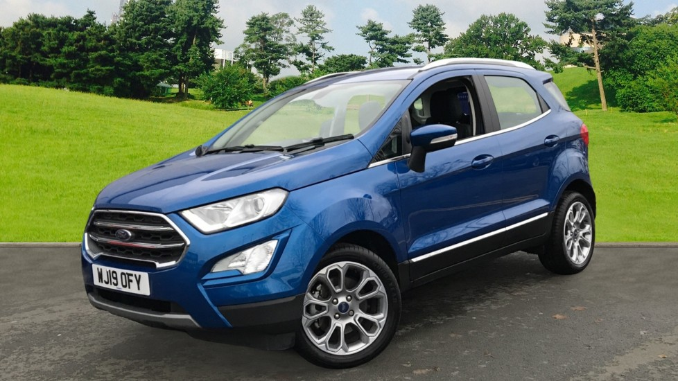 Ford EcoSport 1.0 EcoBoost 125ps Titanium image 3