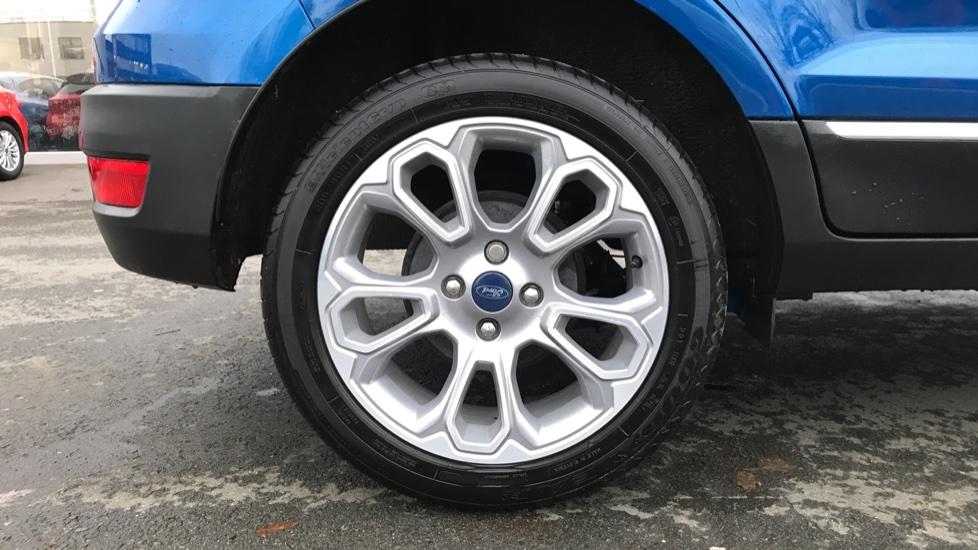 Ford EcoSport 1.0 EcoBoost 125ps Titanium image 8
