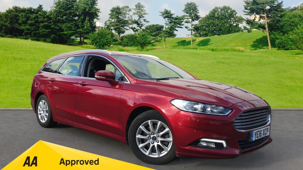 Ford Mondeo 2.0 TDCi ECOnetic Zetec 5dr Diesel Estate (2016)