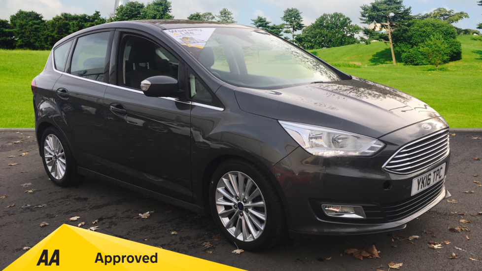 Ford C-MAX 1.5 TDCi Titanium 5dr Powershift Diesel Automatic Estate (2016)