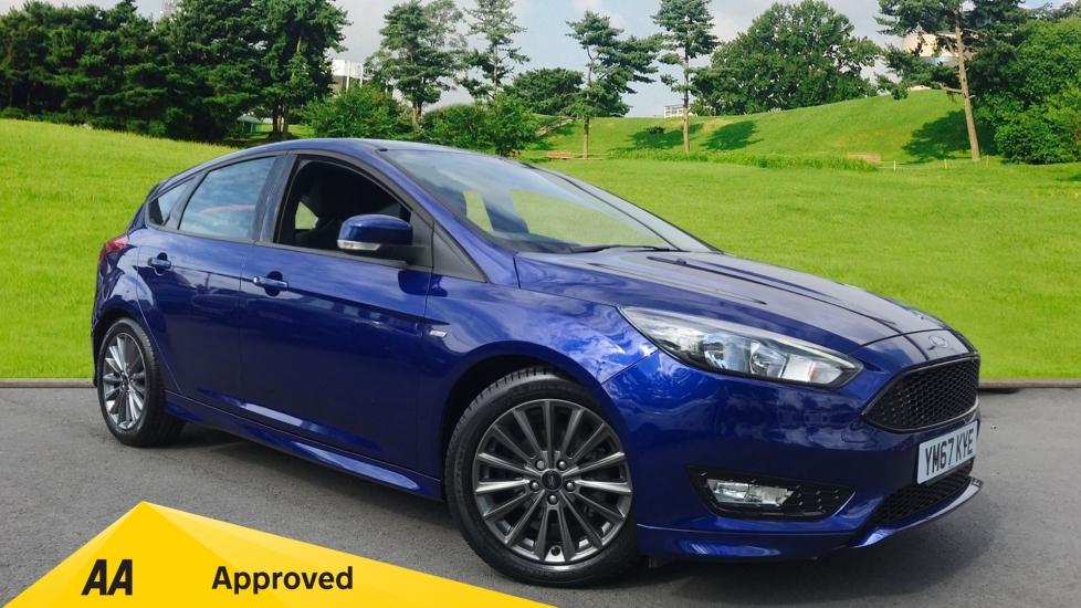 Ford Focus 1.0 EcoBoost 140 ST-Line Navigation 5dr Hatchback (2018)