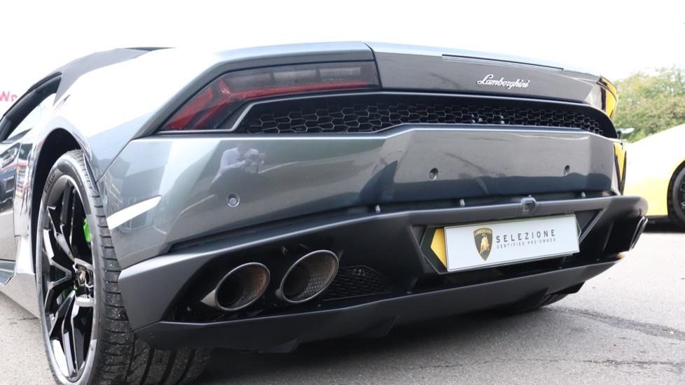 Lamborghini Huracan Spyder LP 610-4 2dr LDF image 16
