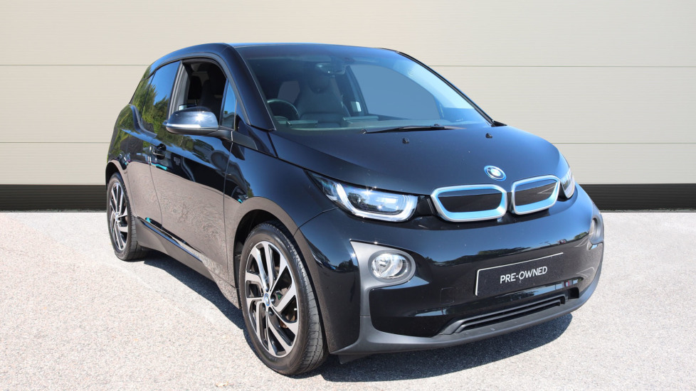 BMW i3 125kW 33kWh Electric Automatic 5 door Hatchback (2017) available  from Grange Specialist Cars Swindon