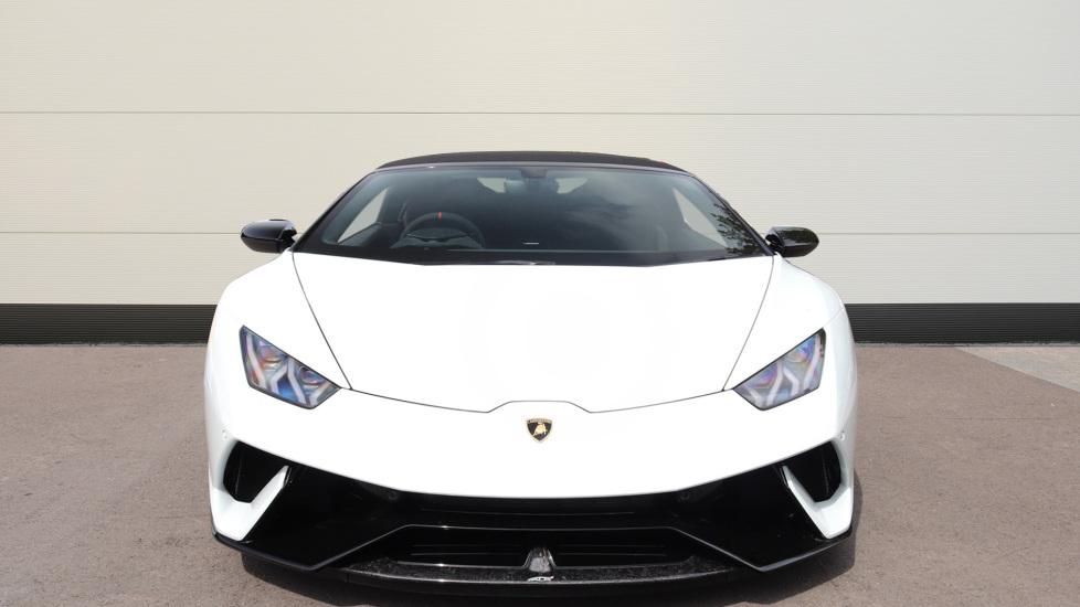 Lamborghini Huracan Performante Spyder 5.2 V10 640 2dr Auto AWD image 3