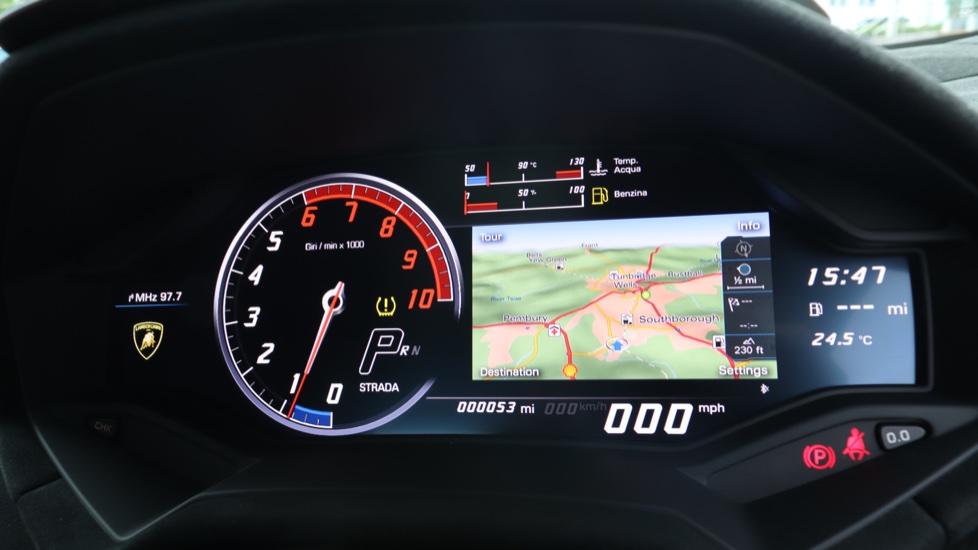 Lamborghini Huracan Performante Spyder 5.2 V10 640 2dr Auto AWD image 8
