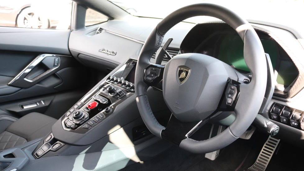 Lamborghini Aventador S Coupe LP 740-4 S 2dr ISR image 6