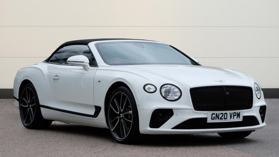 Bentley Continental GTC 4.0 V8 2dr Automatic 5 door Convertible (2020)
