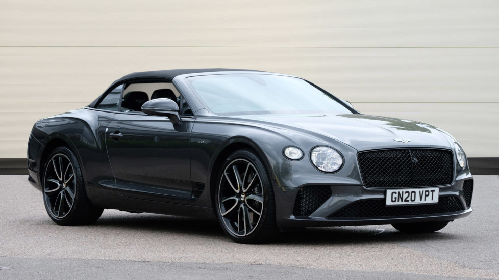 Bentley Continental GTC 4.0 V8 2dr Automatic Convertible (2020)