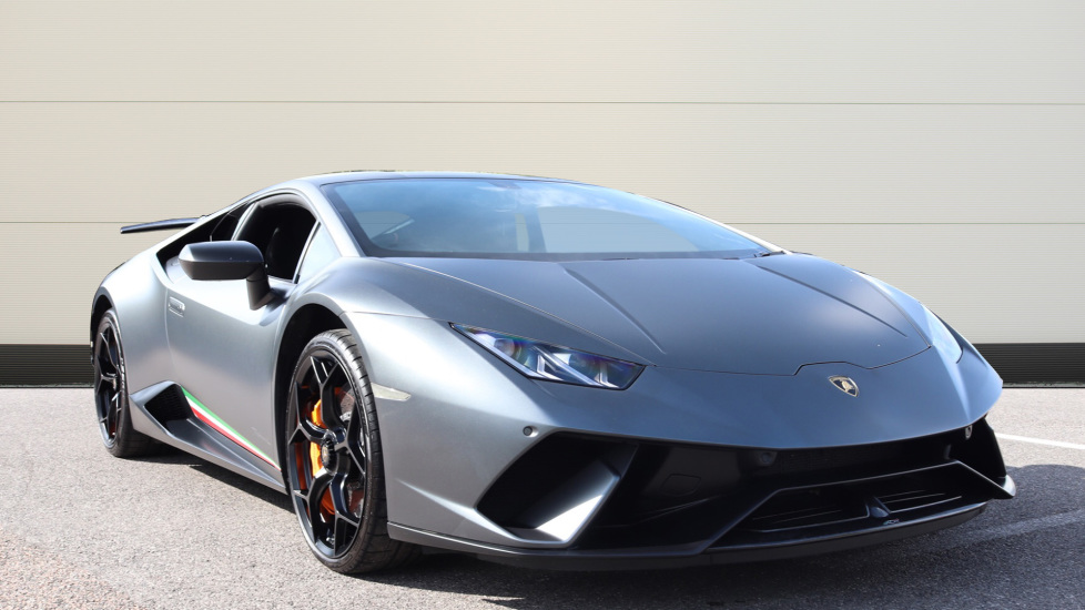 Lamborghini Huracan Performante LP 640-4 LDF 5.2 Automatic 2 door Coupe (2018)