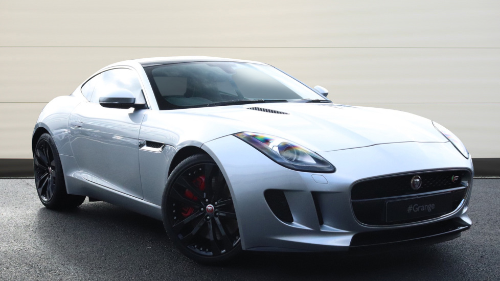 Jaguar F-TYPE 3.0 Supercharged V6 S Automatic 2 door Coupe (2014)