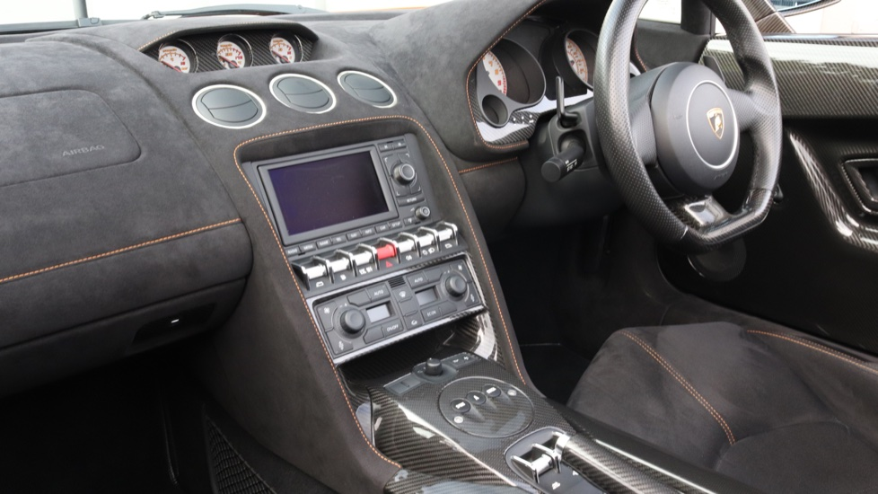 Lamborghini Gallardo LP570-4 Spyder Performante image 5
