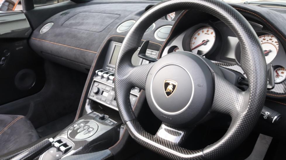 Lamborghini Gallardo LP570-4 Spyder Performante image 6