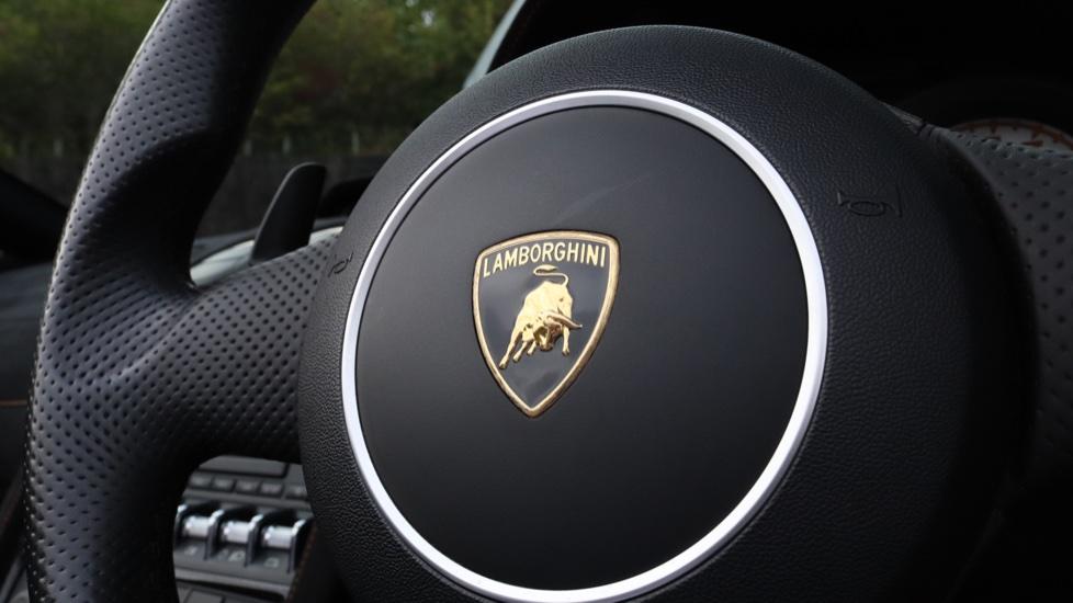 Lamborghini Gallardo LP570-4 Spyder Performante image 19