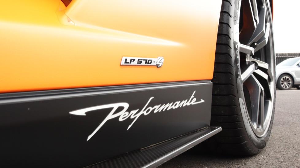 Lamborghini Gallardo LP570-4 Spyder Performante image 10