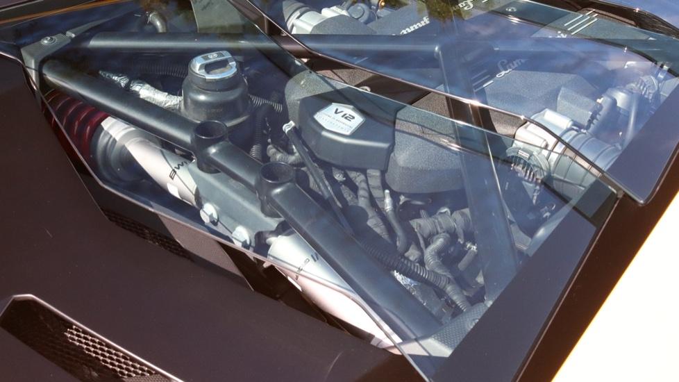 Lamborghini Aventador S Coupe LP 740-4 2dr ISR image 18