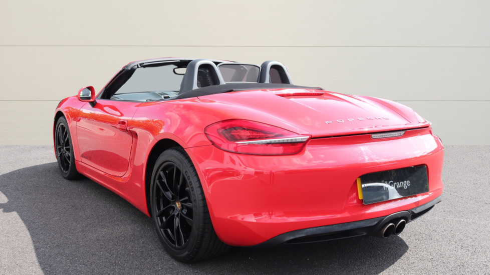 Porsche Boxster 3 4 S 2dr Roadster (2012) available from Land Rover Swindon