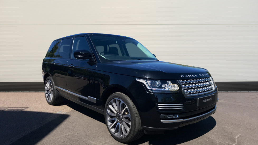 Land Rover Range Rover 5.0 V8 Supercharged Autobiography 4dr [SS] Automatic 5 door Estate (2016) at Bentley Tunbridge Wells thumbnail image