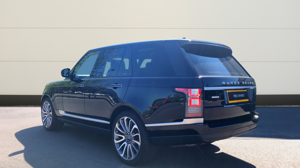 Land Rover Range Rover 5.0 V8 Supercharged Autobiography 4dr [SS] image 2