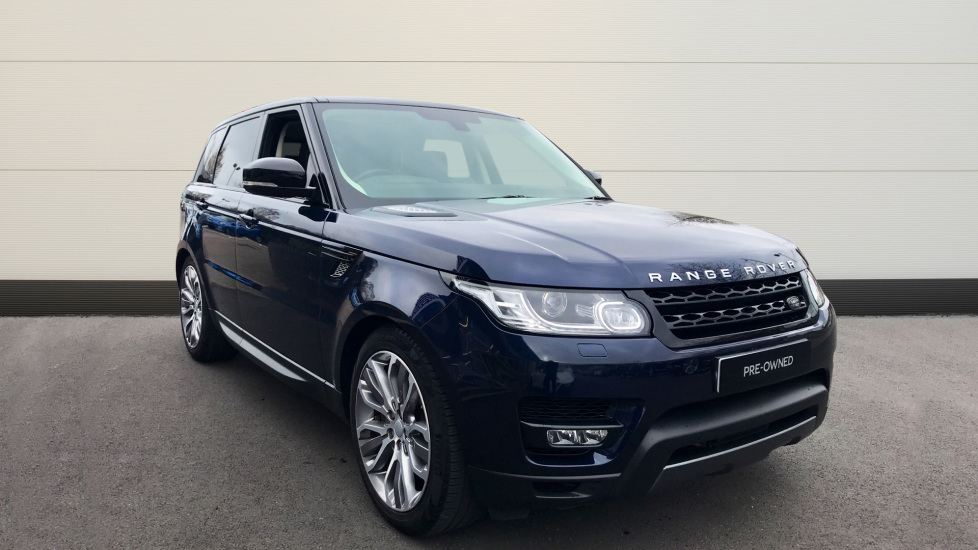 Land Rover Range Rover Sport 3.0 SDV6 [306] HSE Dynamic 5dr Auto 4WD Diesel Automatic Estate (2016) available from Lamborghini Chelmsford thumbnail image