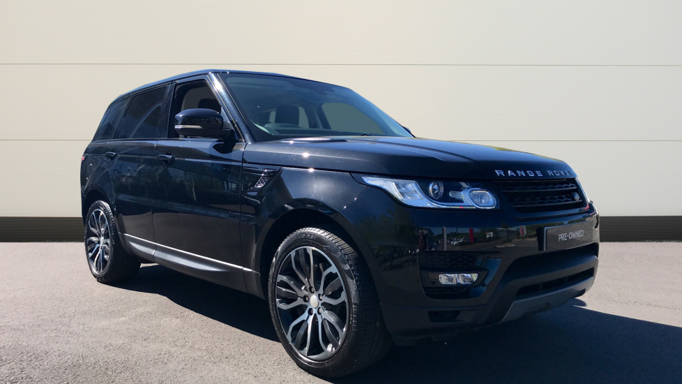 Land Rover Range Rover Sport 3.0 SDV6 HSE Dynamic 5dr 60:40 load through rear seats, 7 seat configuration Diesel Automatic Estate