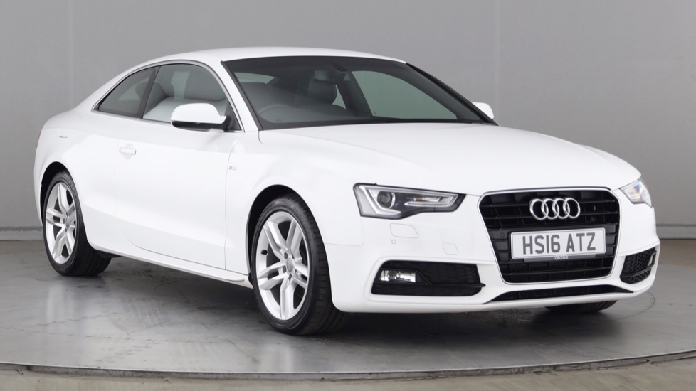 2016 Used Audi A5 2L S line TDI