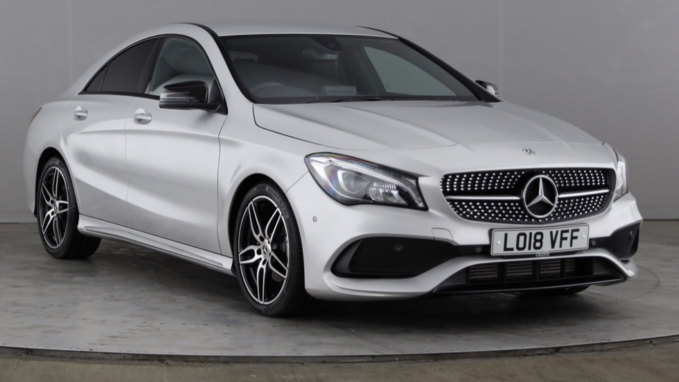 2018 Used Mercedes-Benz CLA Class 1.6L AMG Line CLA180
