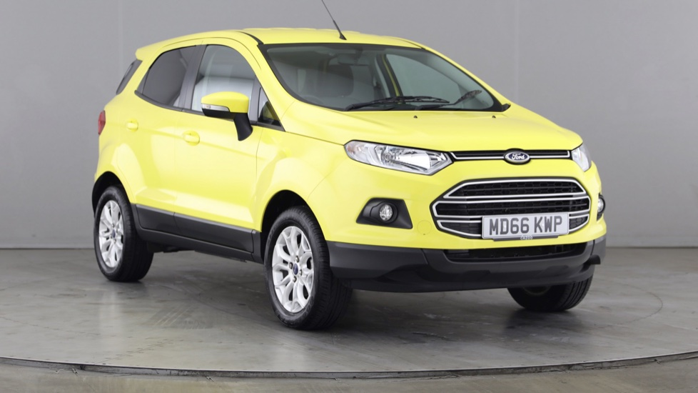 2017 Used Ford EcoSport 1.5L