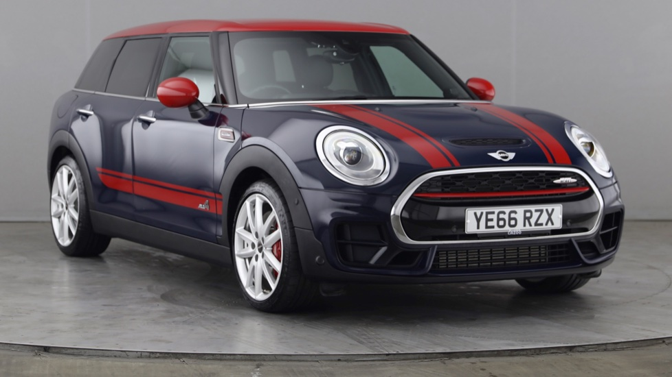2017 Used Mini Clubman 2L John Cooper Works